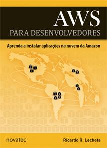 Foto da capa do livro AWS para Desenvolvedores