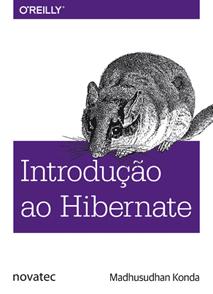 Capa do livro Introdução ao Hibernate