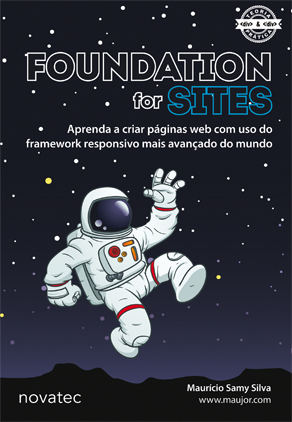 Capa do livro Foundation for Sites