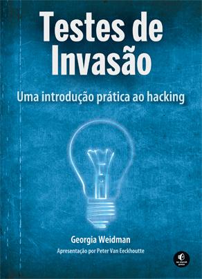 Capa do livro Testes de Invasão