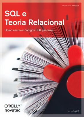 Capa do livro SQL e Teoria relacional