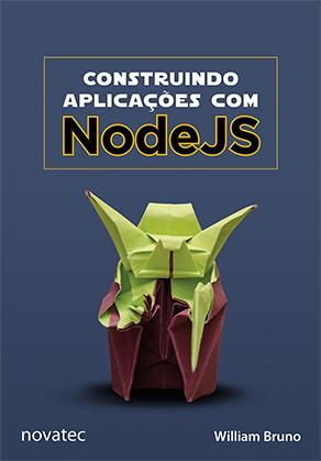 Capa do livro Construindo aplicações com NodeJS